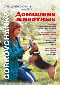 ОБЛОЖКА ЖУРНАЛА GORKOVCHANKA